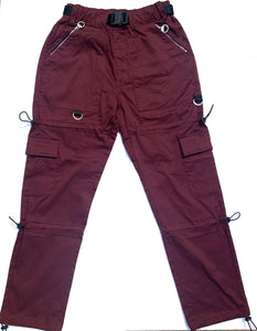 OBX v2 Cargo Pants - Maroon