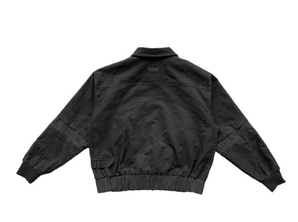 Cordy Jacket - Black