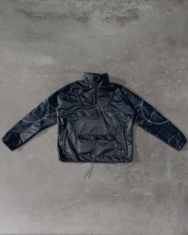 RDX Windbreaker - Black