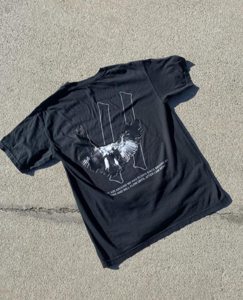 "Get Some Sleep x Vautour ""Tides"" Tee Pre-Order"