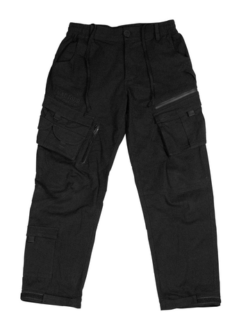 RSG x Vautour Summer Tactical Cargos - Black