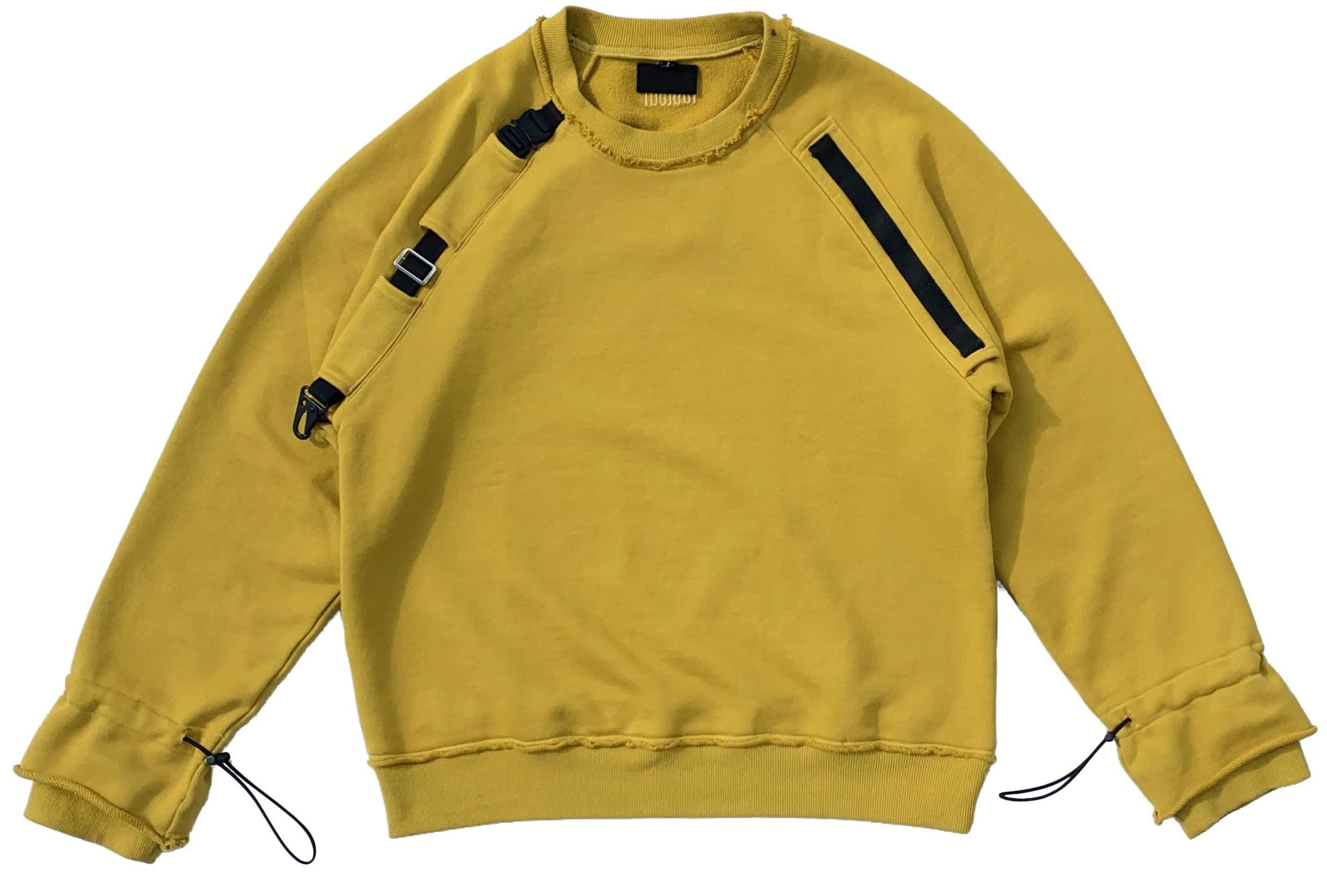 Anbu Crewneck - Yellow