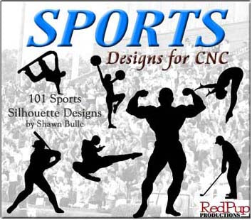 Sports Designs - Dxf Files