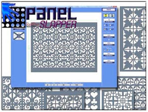 PanelSlapper - Decorative Panel Layout Software