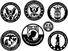 Call to Duty Military Designs - Dxf Files