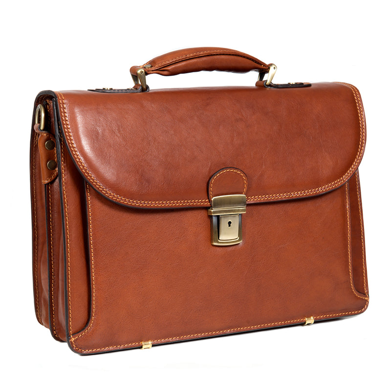byAxel Brown Briefcase