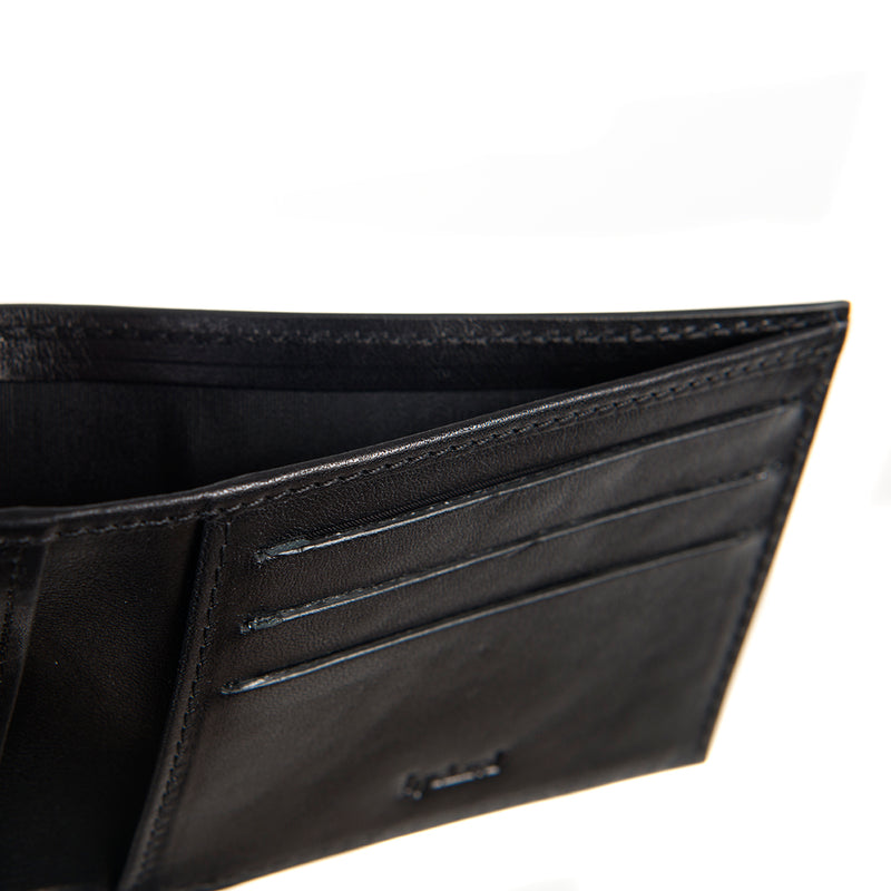 Slim Wallet Black