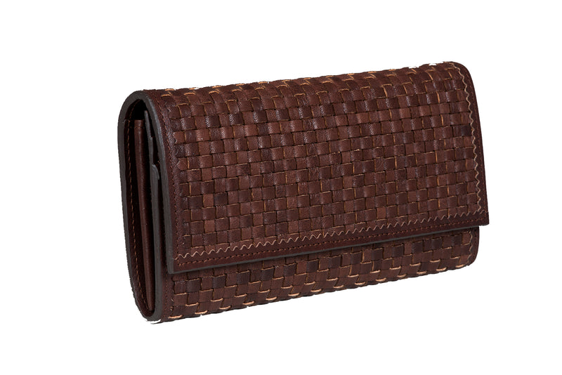 Santa Croce Woven Dark Brown