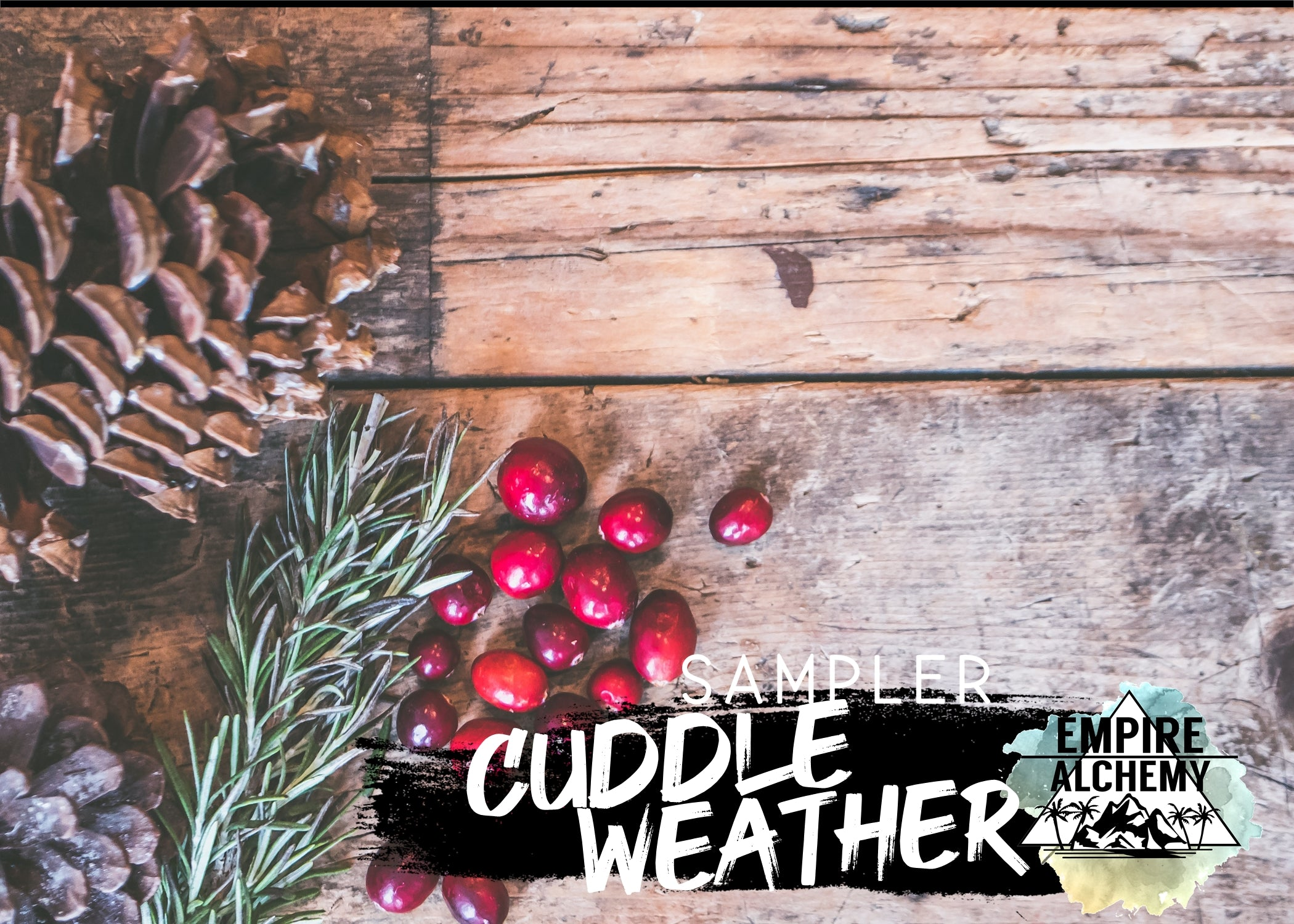 CUDDLE WEATHER SAMPLER 11 oz Ready-To-Ship