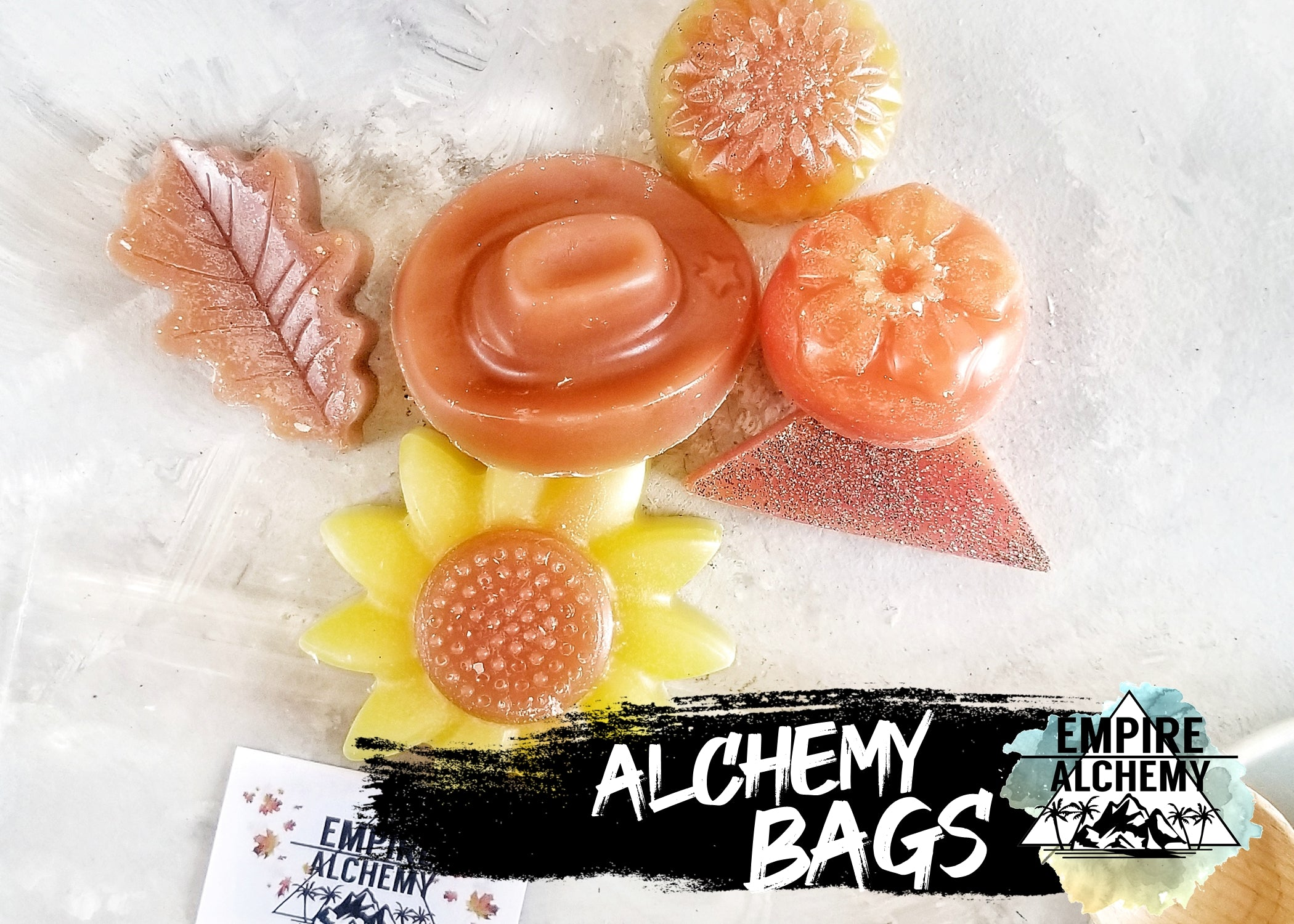 The Shape Scented Wax Ready-To-Ship Alchemy Bag