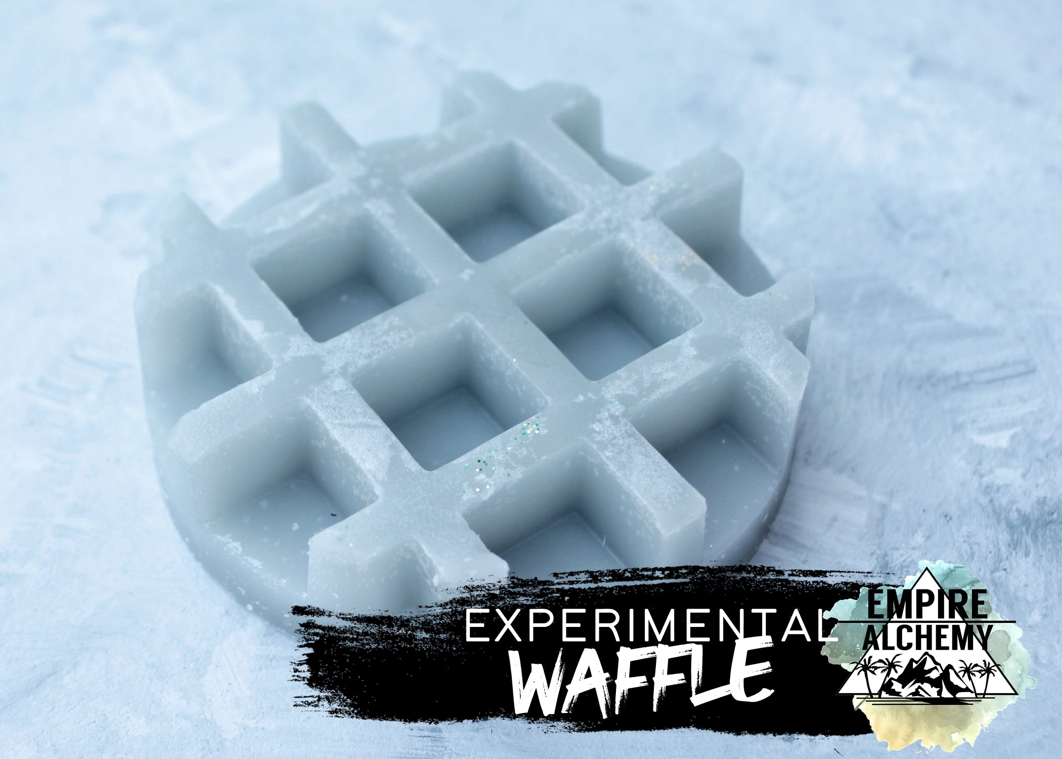 TUFTED SMOKE EXPERIMENTAL Waffles Ready-To-Ship