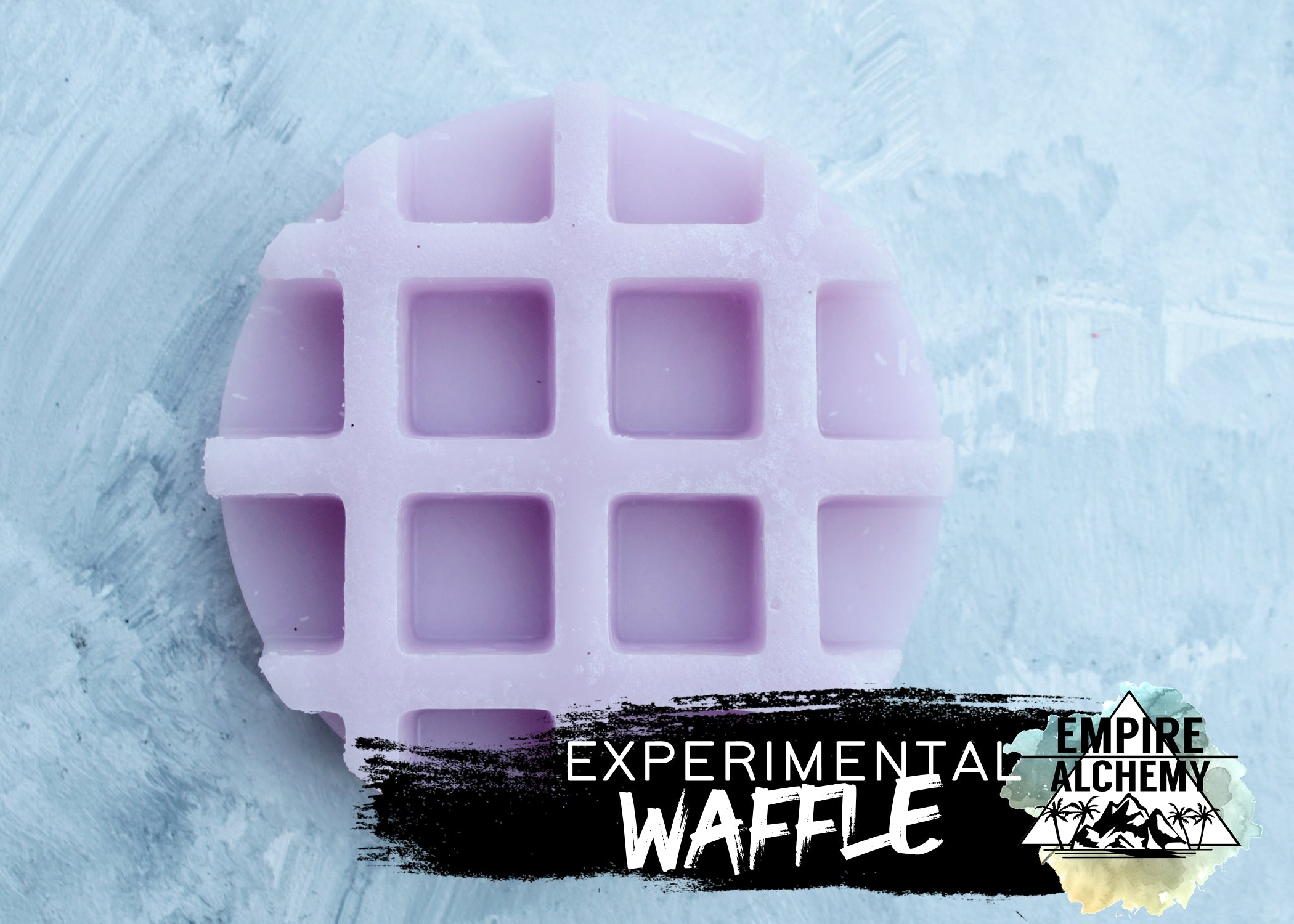 STAY AWHILE EXPERIMENTAL Waffles Ready-To-Ship