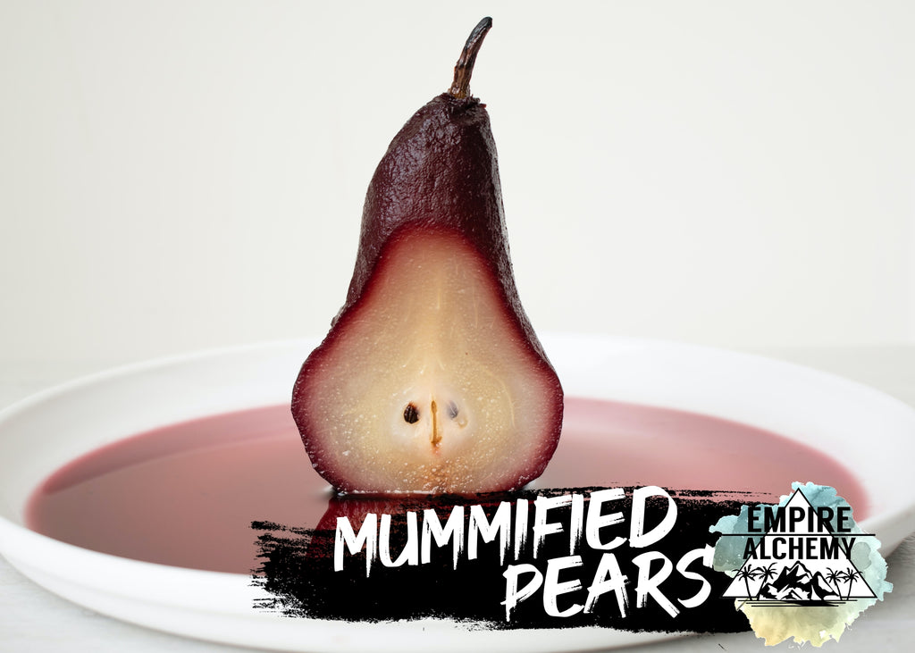 Mummified Pears Scented Wax Ready-To-Ship Alchemy Bag