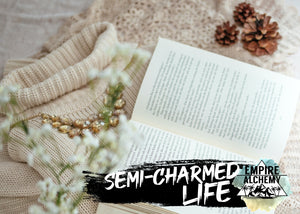 Semi-Charmed Life Scented Wax Ready-To-Ship Alchemy Bag