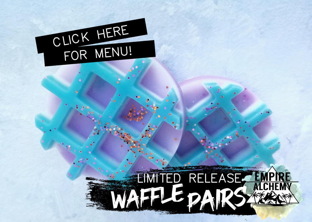 Waffle Pairs Ready-To-Ship Restock-Limited Release