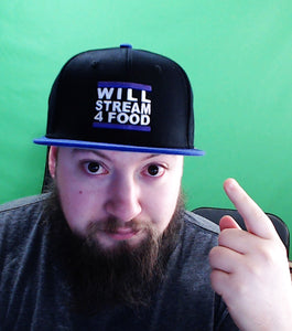 Will Stream 4 Food Colored Snapback