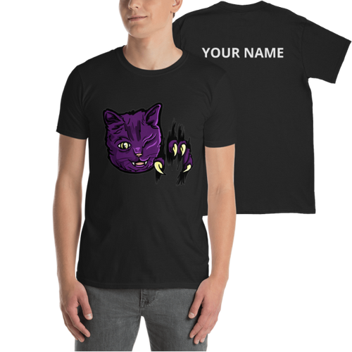 KittyChaos Customizable Logo Tee
