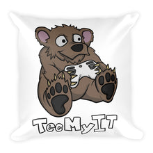Tec Bear Pillow