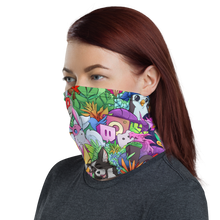 Load image into Gallery viewer, Forest Friends Neck Gaiter