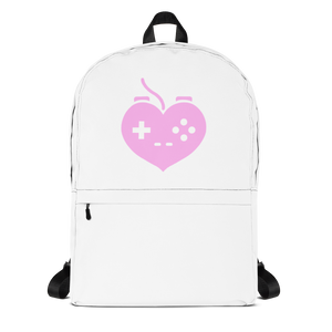 heartsandcontrollers Logo Backpack