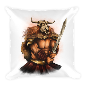 Barbarian Pillow
