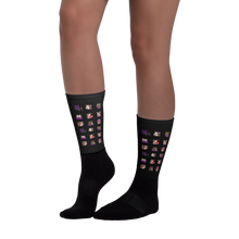 KittyChaos Emote Socks