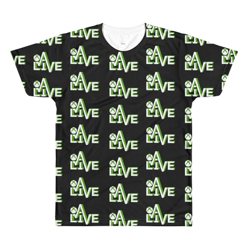 Xbox_Alive All Over Tee