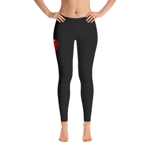Rubydoe Heart Leggings