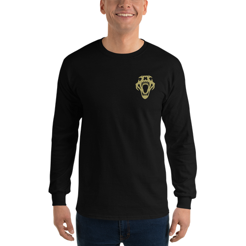 BigE Lion Skull Badge Long Sleeve