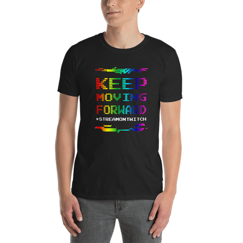 Keep Moving Limited Edition Tee