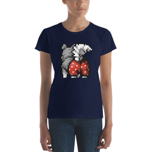 PanzerPaw Butt Ladies Tee