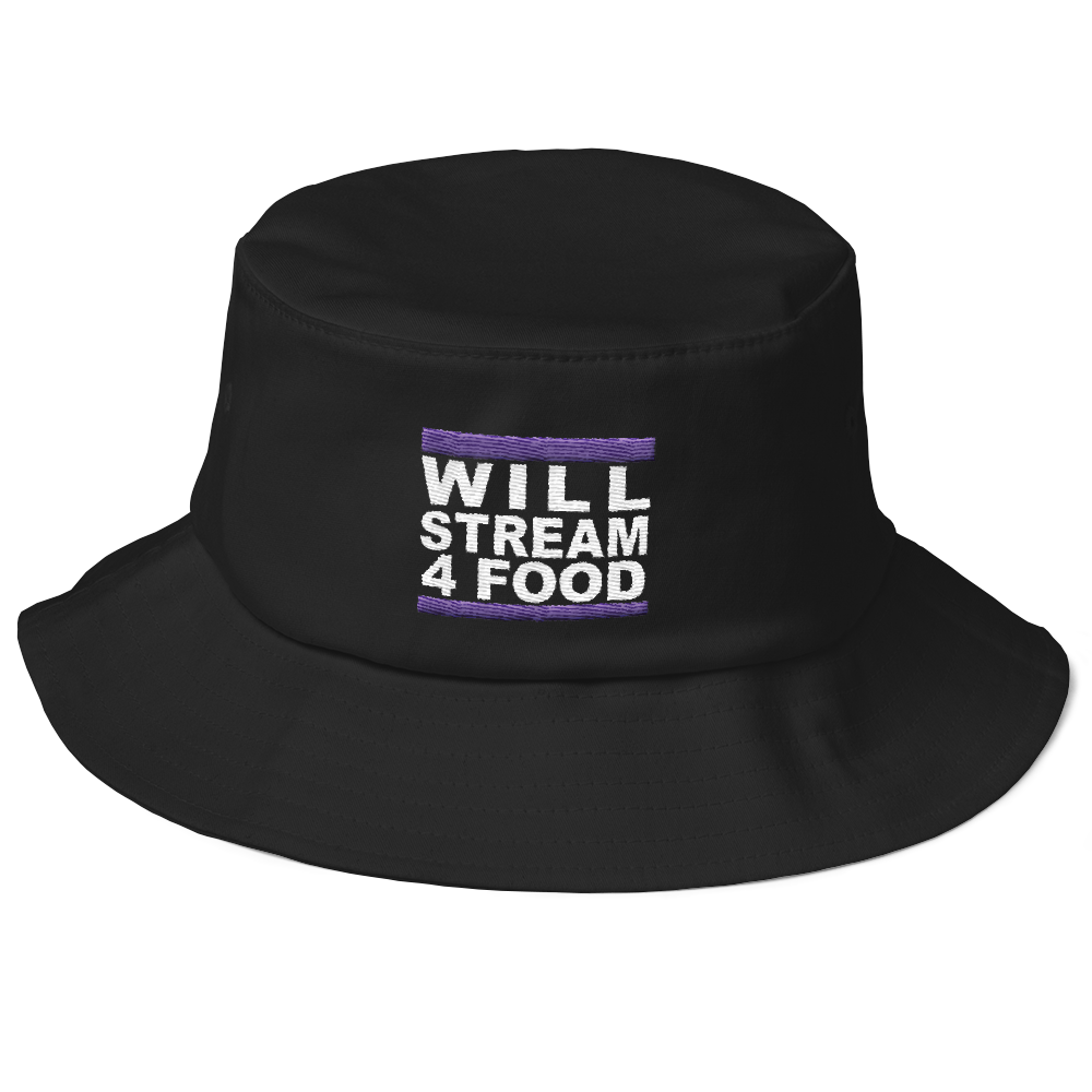 Will Stream 4 Food Bucket Hat