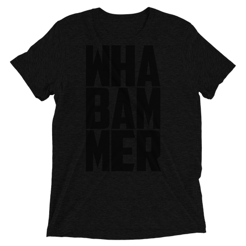 WHABAMMER Stealth Tee