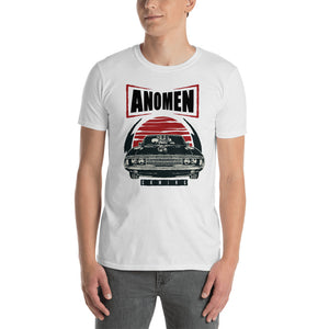 Muscle Car Basic White Tee