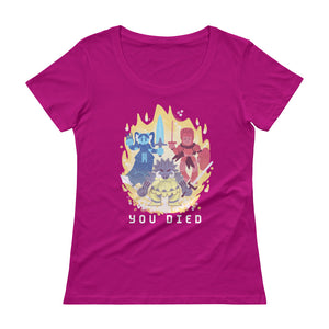 Invaders Ladies Tee