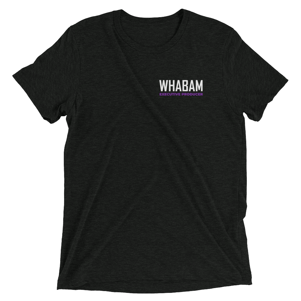 Sailorlion's Executive Producer Shirt - WHABAM