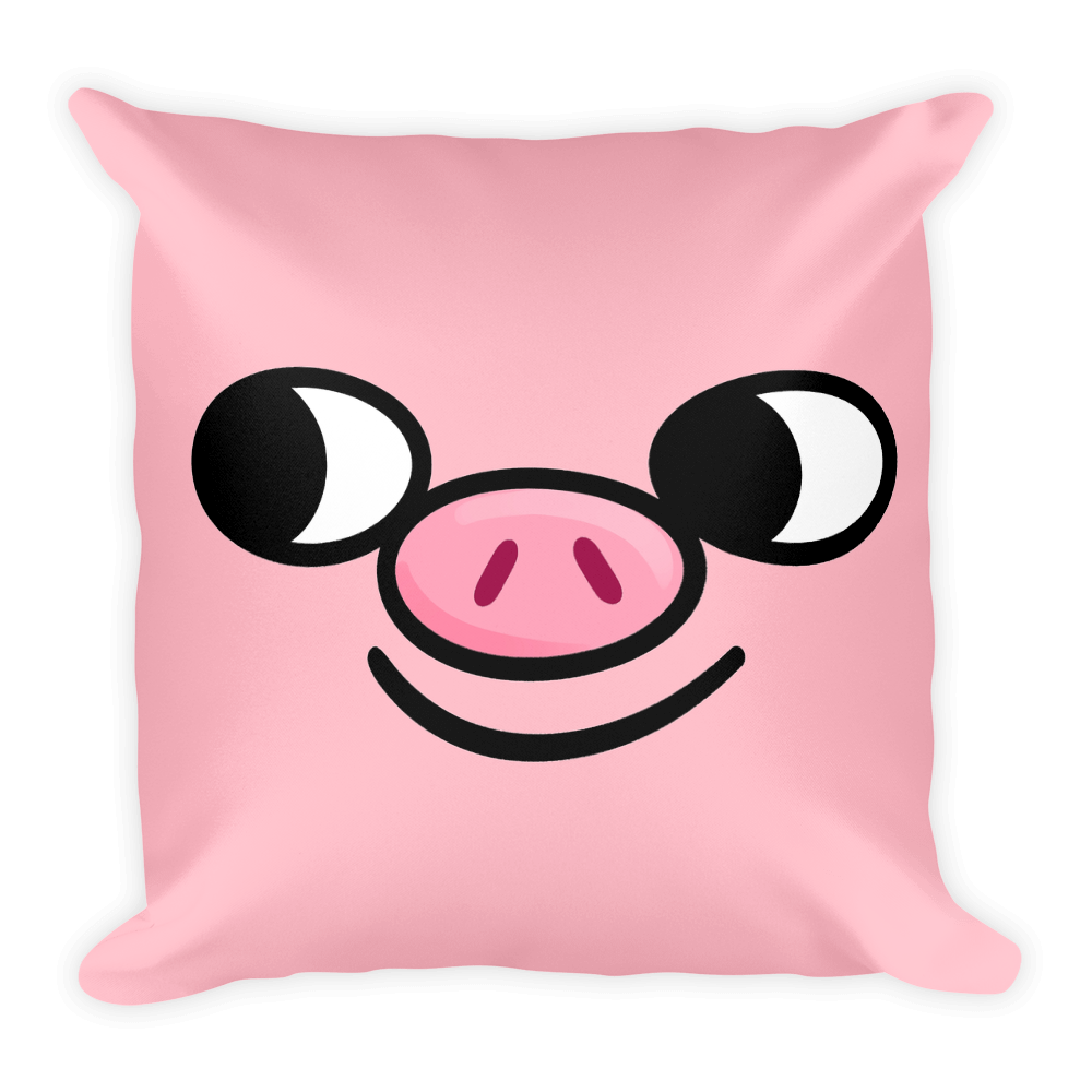 MissBaffy Face Pillow