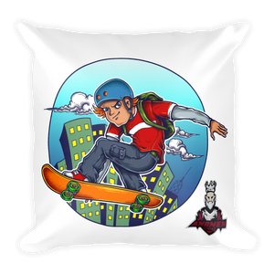Kick-Flip Pillow