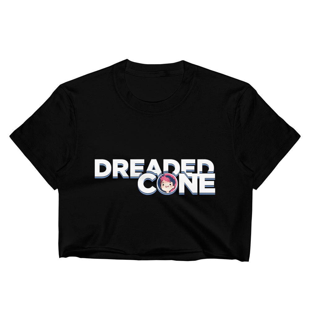 DreadedCone Logo Crop Top