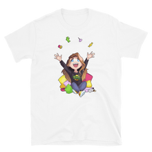 Candy Toss Classic Tee - Sunny