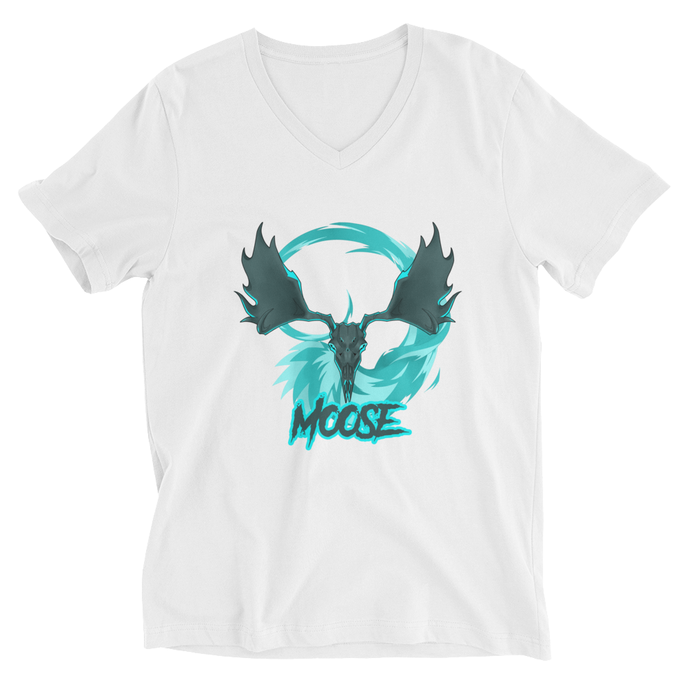 Moosixer Logo V-Neck