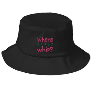 whens whip? Boonie Hat