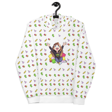 Load image into Gallery viewer, Candy All-Over Hoodie - Sunny