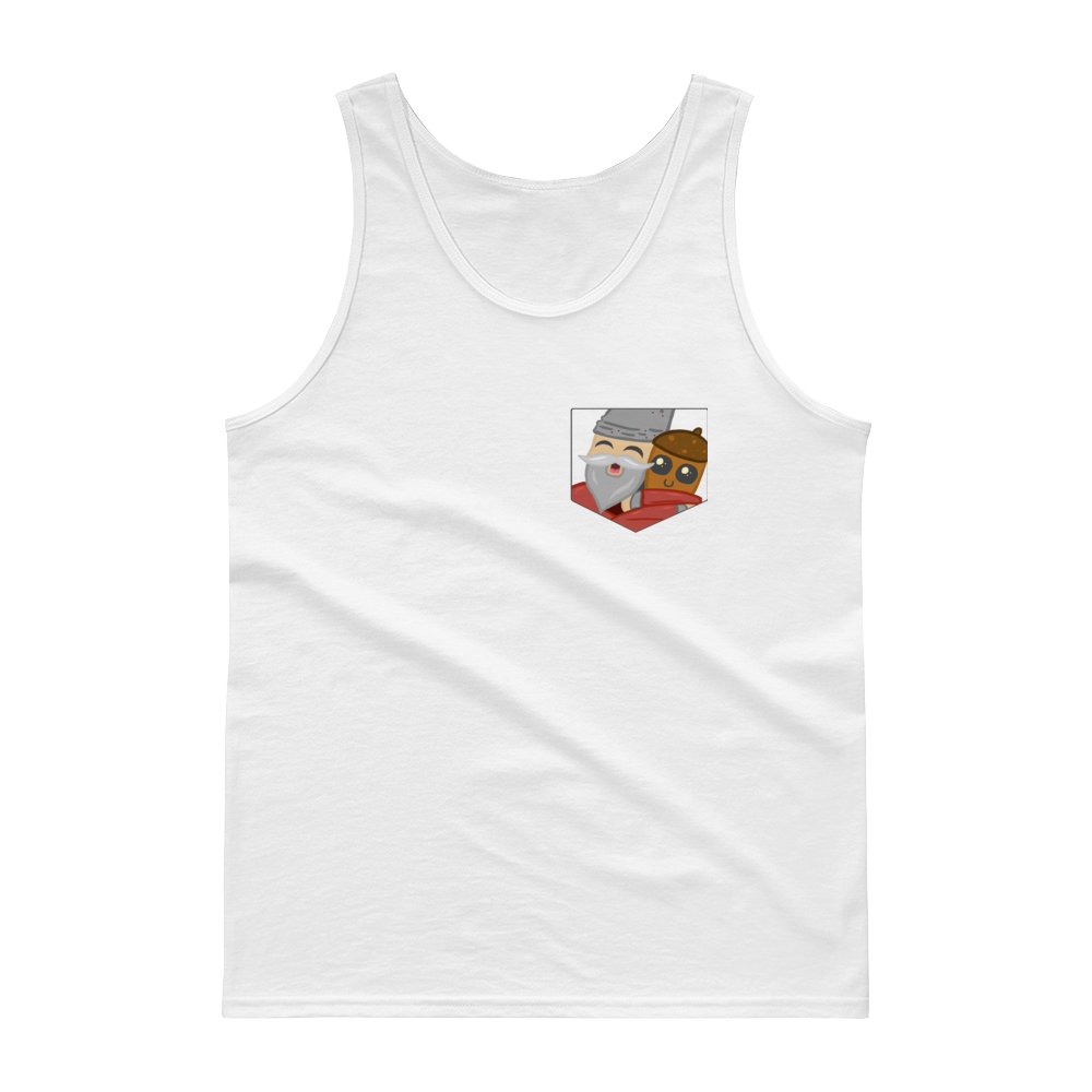 Pocket Gnome Tank Top