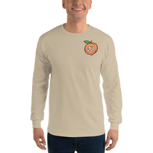 Fun Peach Long Sleeve
