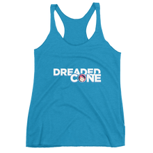 DreadedCone Logo Ladies Racerback