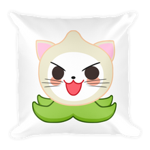KittyFaace Square Pillow