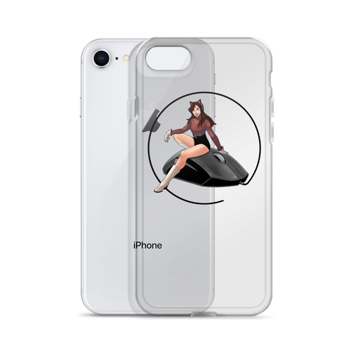 Juxto Pinup iPhone Case