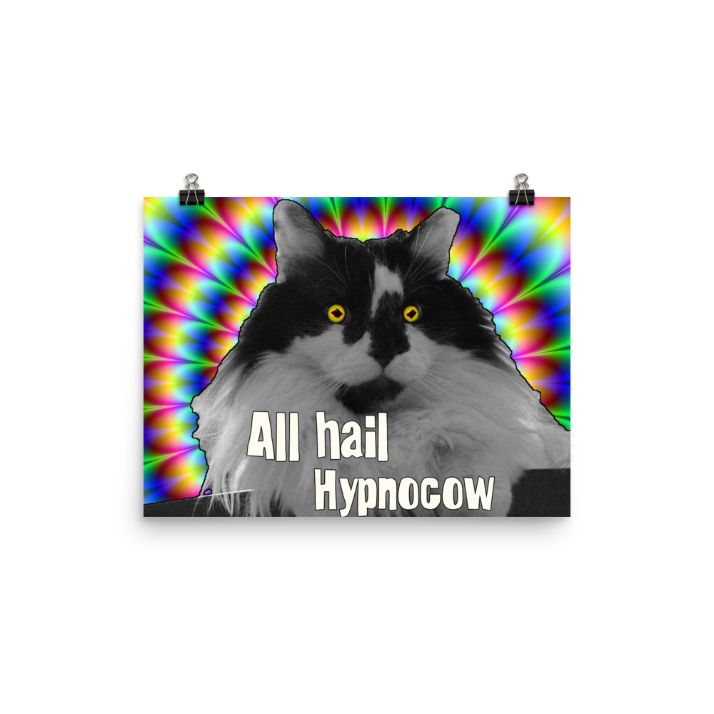 Hypnocow Poster