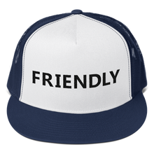 Friendly Trucker Cap